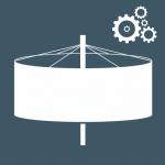 Rotating Cylinder + Telescopic Pole